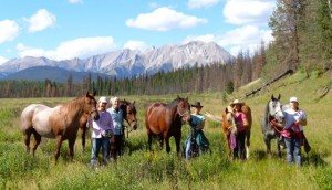 The Ultimate Horse Experience in the Deep Woods and Mountains