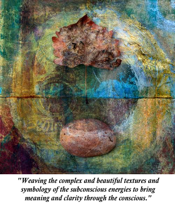 Textures and symbology of consciousness