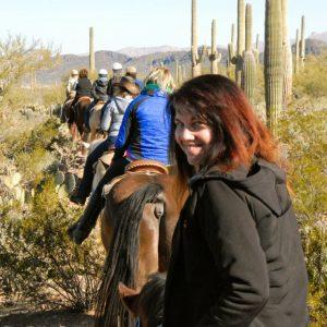 Coaching with Horses Retreat Spiritual Ride