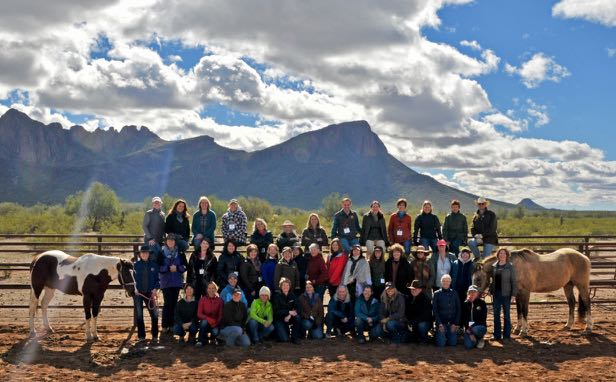 Coaching with Horses Retreat and Conference 2017