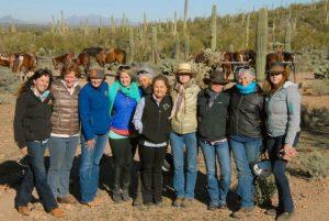 Equine Learning Program Arizona Kathy Pike