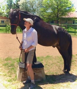 Coaching with Horses Corazon and Kathy Pike