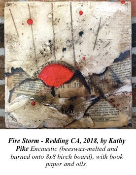 Fire Storm by Kathy Pike