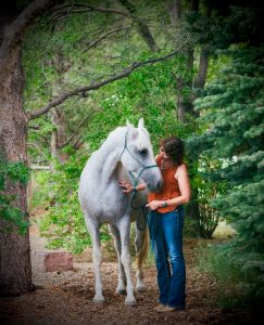 Spiritual Growth with Horse