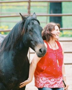 Coaching with Horses online training for individuals that are or want to become an equine guided learning facilitator