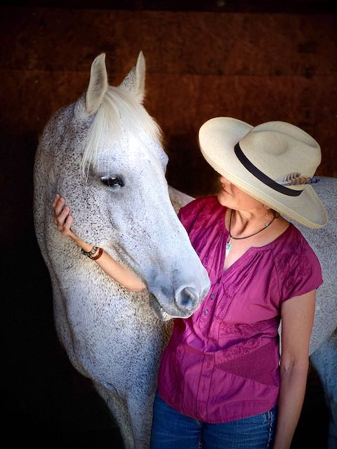 One with Horse - explore the mind body connection and deepen your relationship with your horse