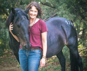 Coaching with Horses online training with Kathy Pike